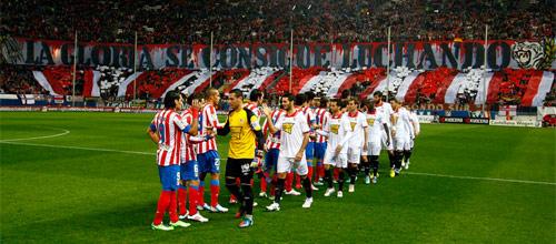 Чемпионат Испании: Севилья - Атлетико М
