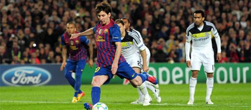 Лига Чемпионов: Челси - Барселона