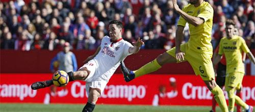Чемпионат Испании: Севилья - Вильярреал