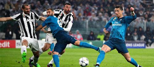 Лига Чемпионов: Реал Мадрид - Ювентус