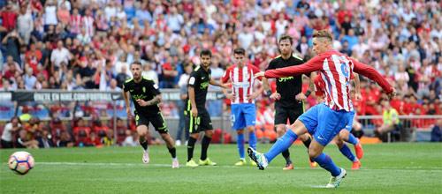 Лига Европы: Спортинг - Атлетико Мадрид