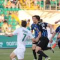 Чемпионат Украины, стыковые матчи: Полтава - Черноморец