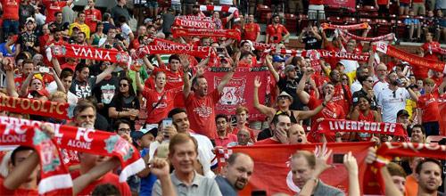 Лига Чемпионов: Рома - Ливерпуль