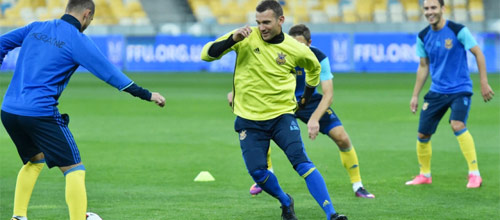 Товарищеские матчи: Марокко - Украина
